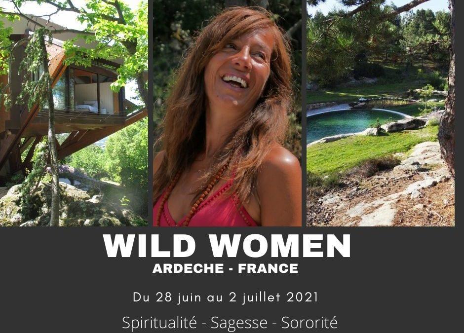 Nouveau Séjour Wild Women